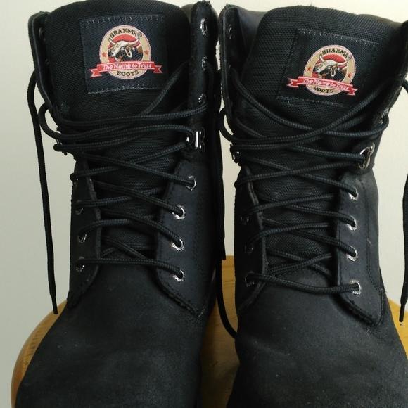be8b4a2b1f0 Men's BRAHMA Bruiser Work BOOTS Size 12